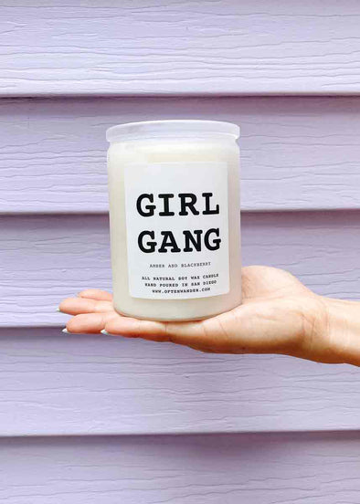 Girl Gang Candle - 12 oz