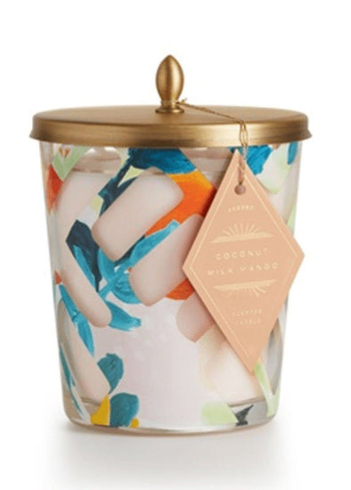 Coconut Milk Mango Cameo Jar