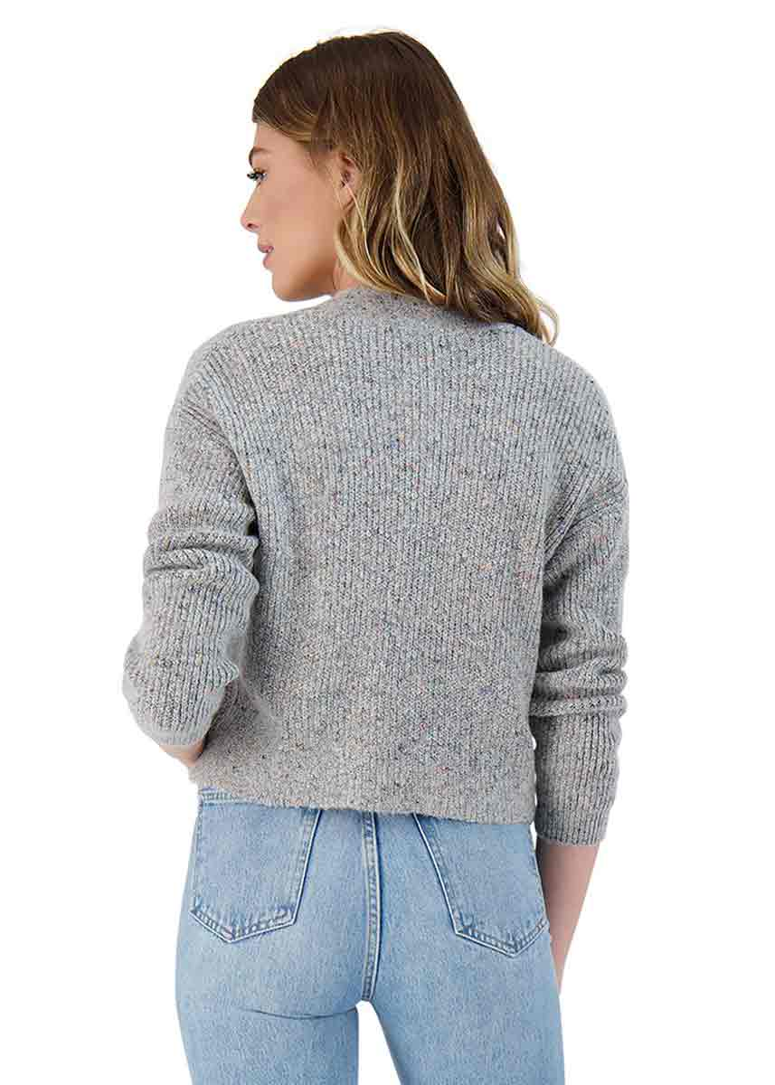 Speckle Agent Cardigan