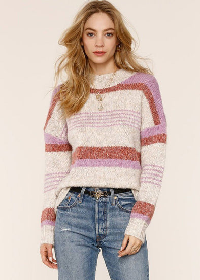 Cecily Sweater - Feather