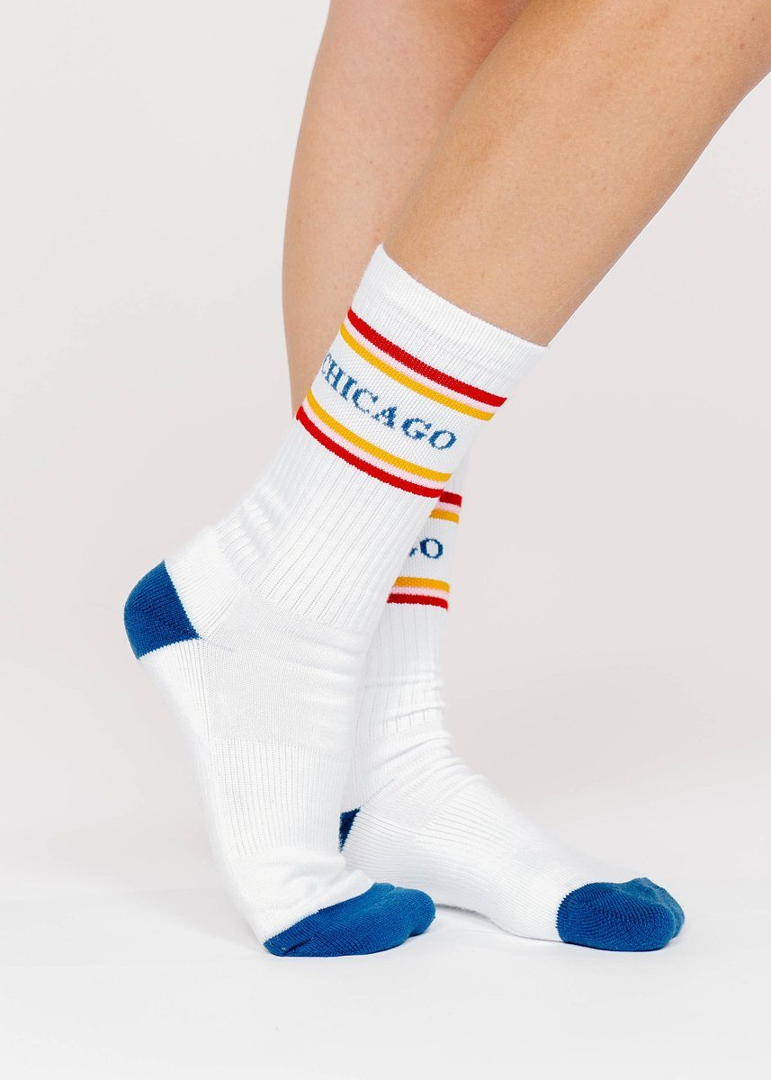Chicago Crew Sock - Multi