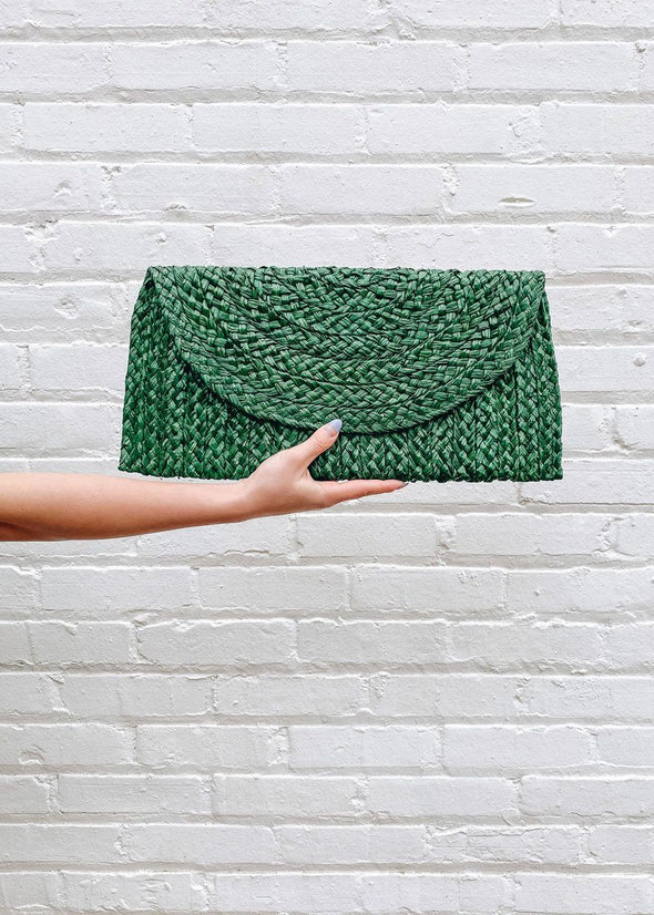 Cabo Clutch - Green