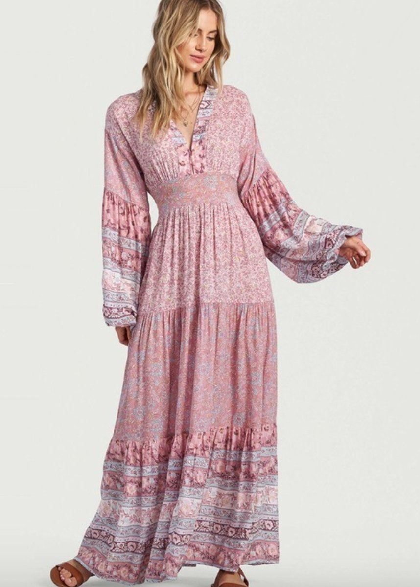 Save Cosmos Maxi Dress