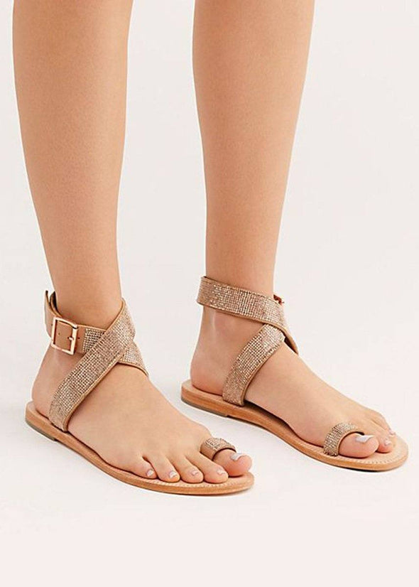 Sunset Cruise Sandal - Pink