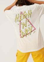 Def Leppard High N Dry Weekend Tee
