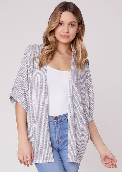 All You Need Dolman Cardi