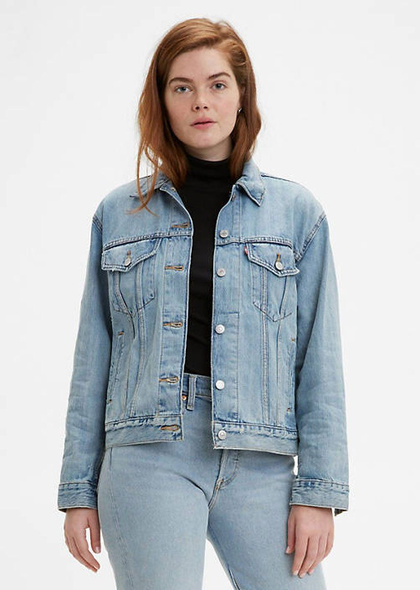 Levi's Ex-Boyfriend Trucker Jacket - Dream Of Life