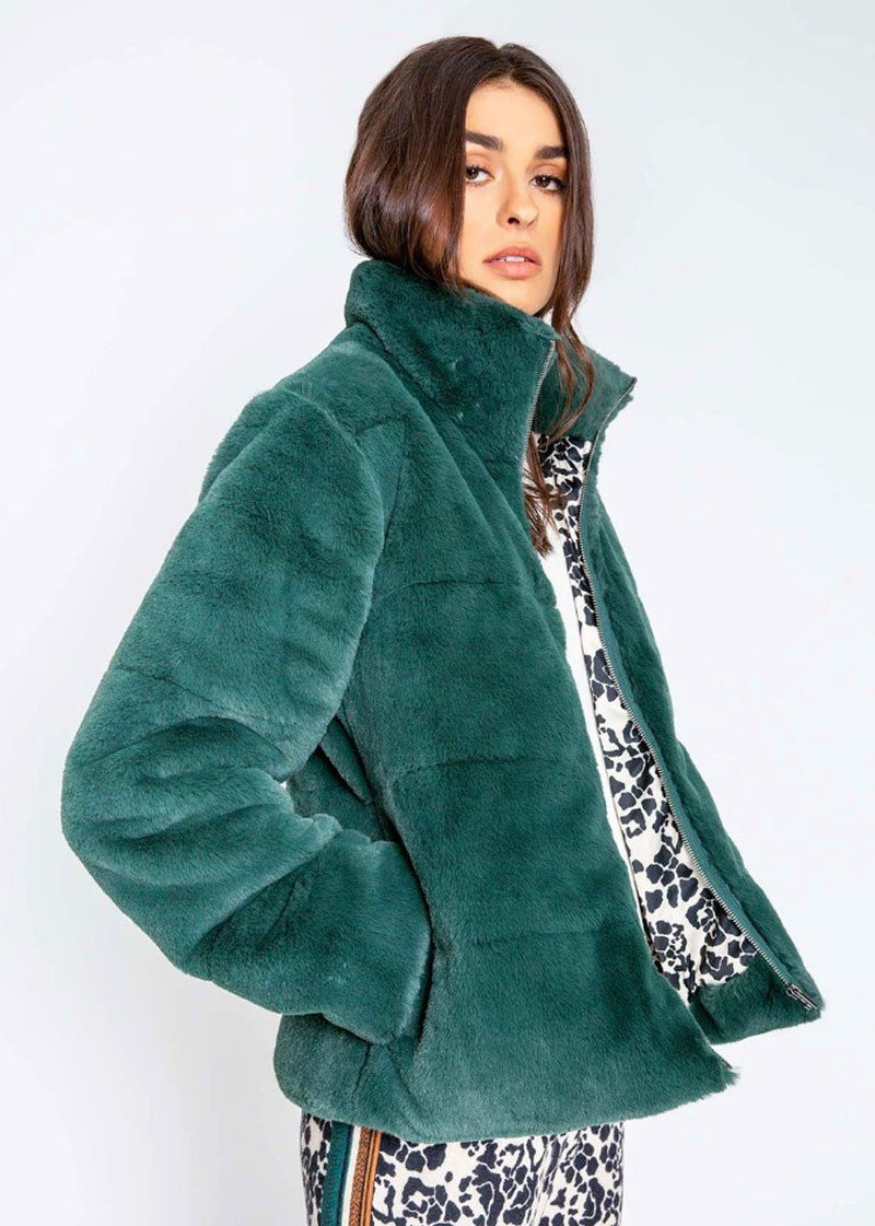Ciao Bella Jacket - Emerald