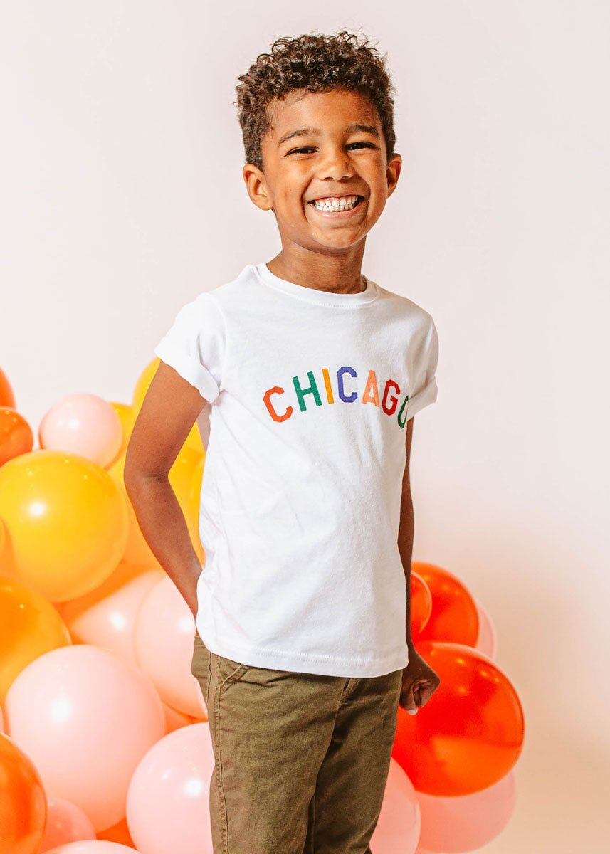 Sweet Home Chicago Tee - Youth