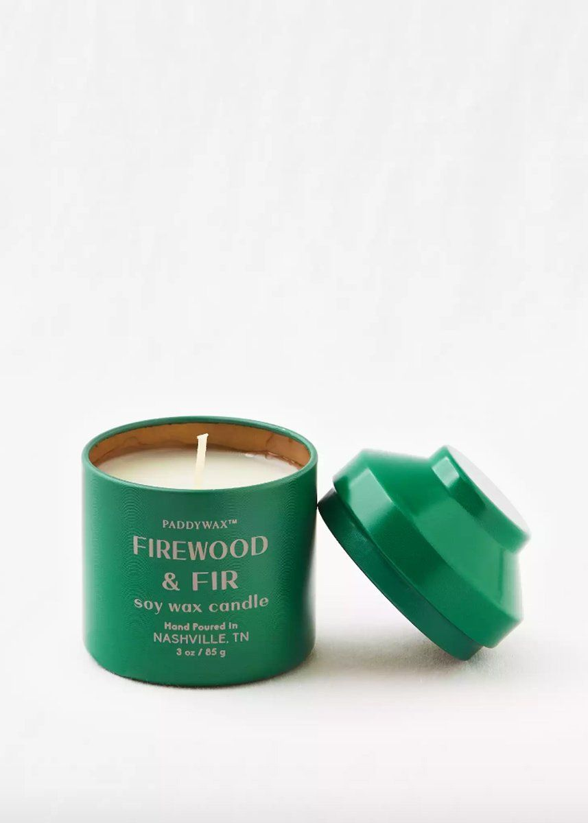 Whimsy Candle - Firewood and Fir