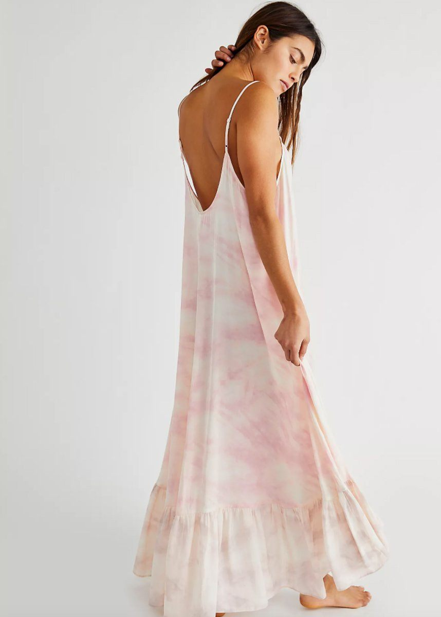 Full On Maxi Slip - Flower