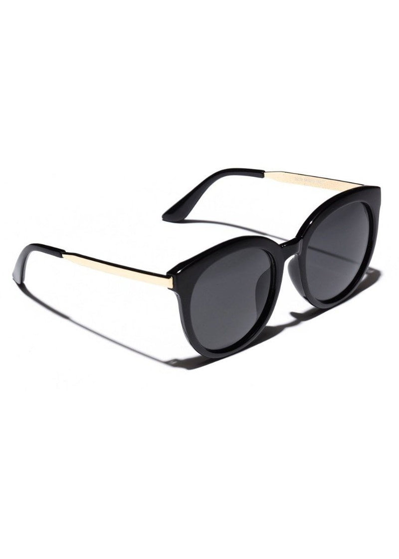 Oversized Gabi Sunnies - Black