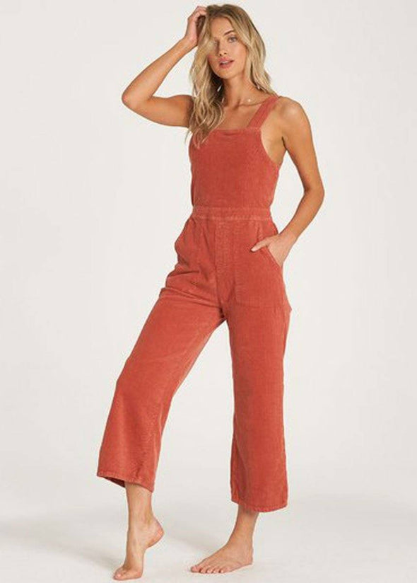 Get Lost Cord Jumpsuit