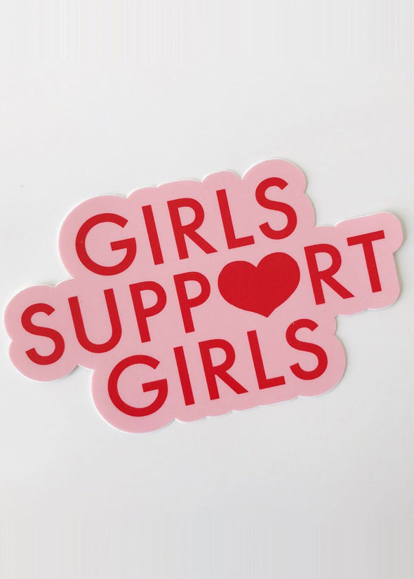 Girls Support Girls