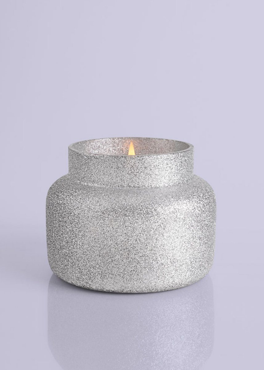 Frosted Fireside Glam Signature Jar - 19oz