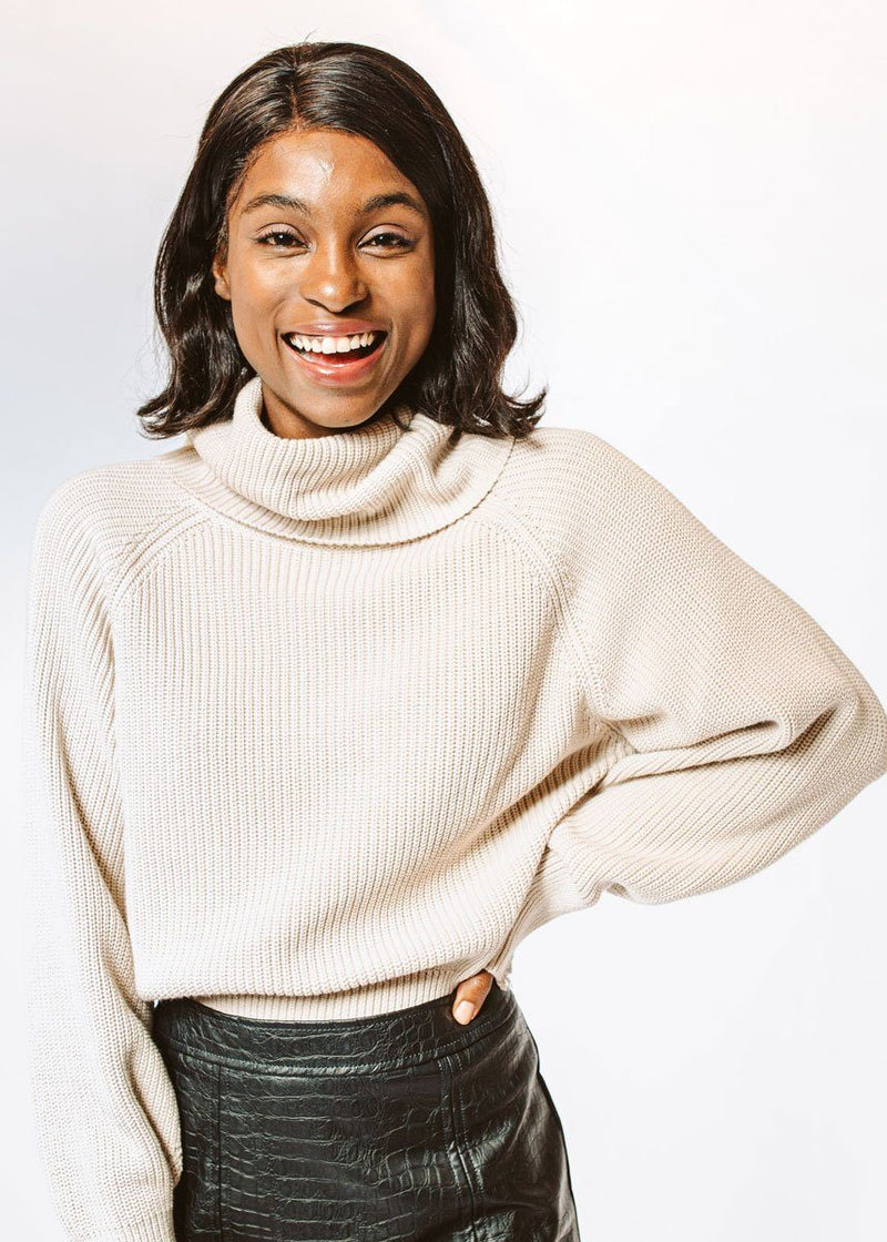 Hadley Turtleneck Sweater