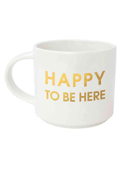 Happy To Be Here Mug