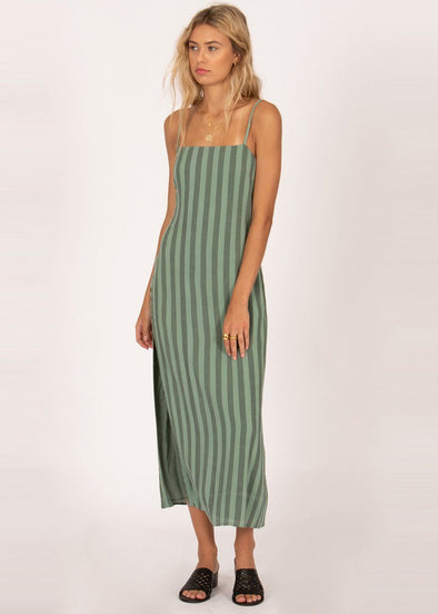 Hidden Cove Dress - Sage
