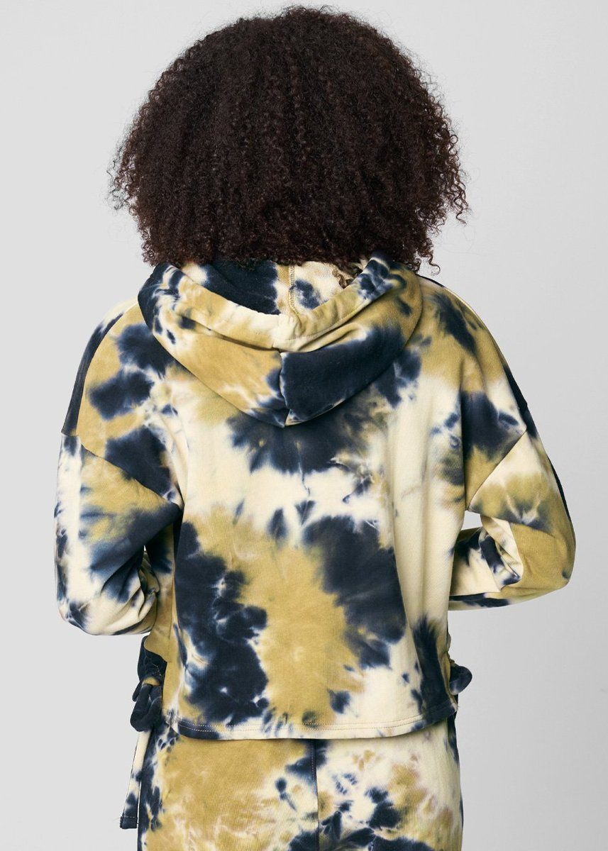 Tie-Dye Hooded Sweatshirt - Gotta Be You