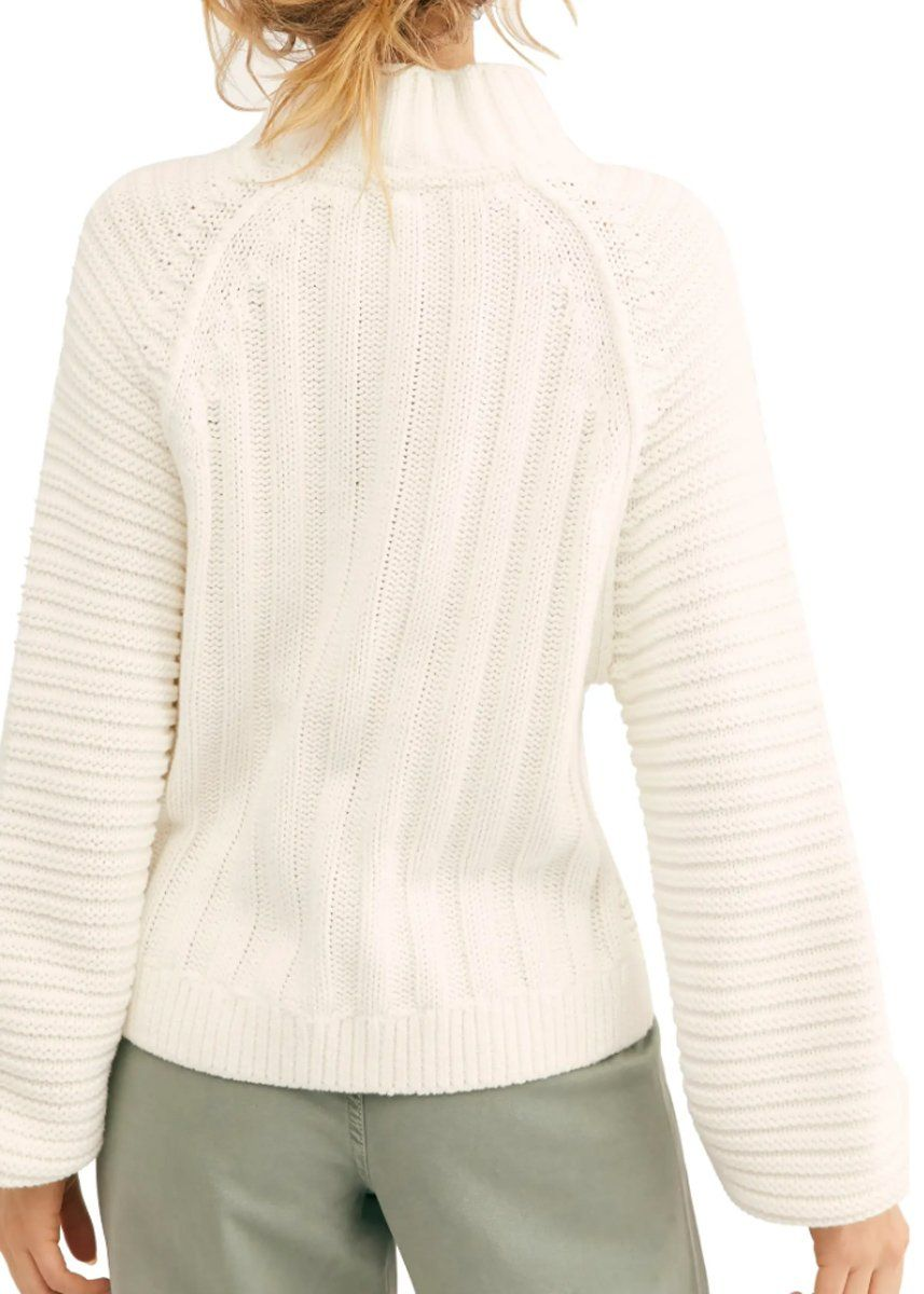 Sweetheart Sweater - Ivory