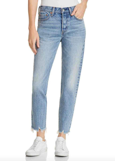 Levi's Wedgie High-Rise Jean - Shut Up