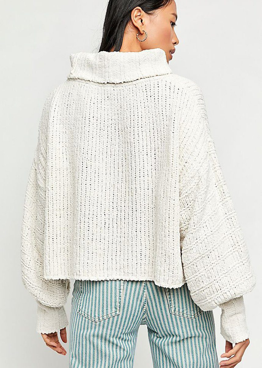 Be Yours Pullover - Vanilla Bean