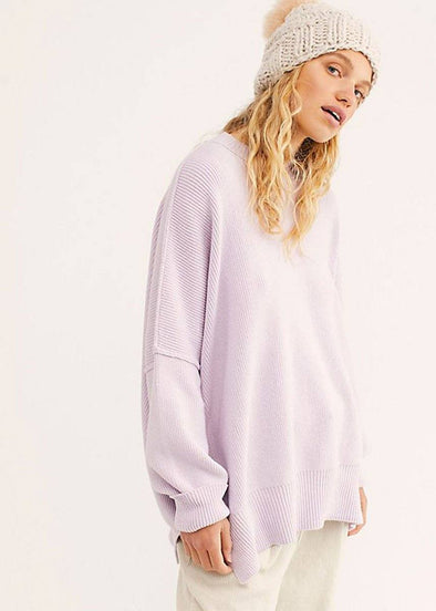 Easy Street Tunic - Lavender