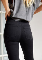Sabrina Super Skinny - Black