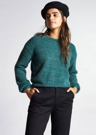 Maiden Sweater - Emerald