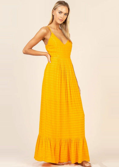 Mango Cami Maxi Dress