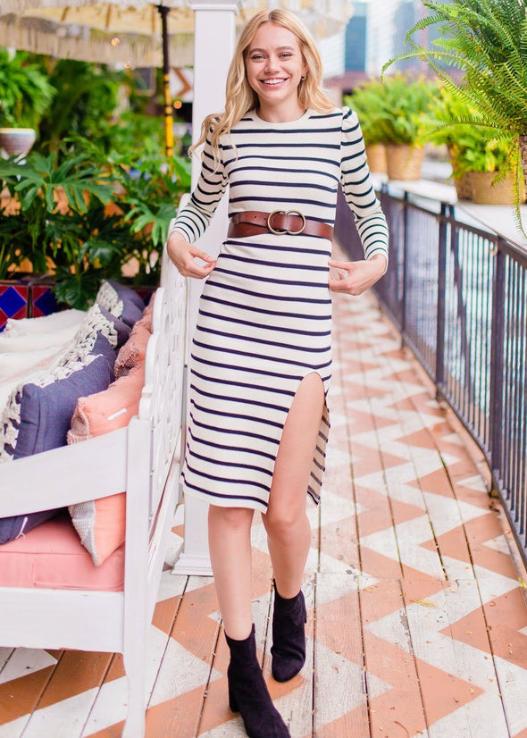 Briana Sweater Dress