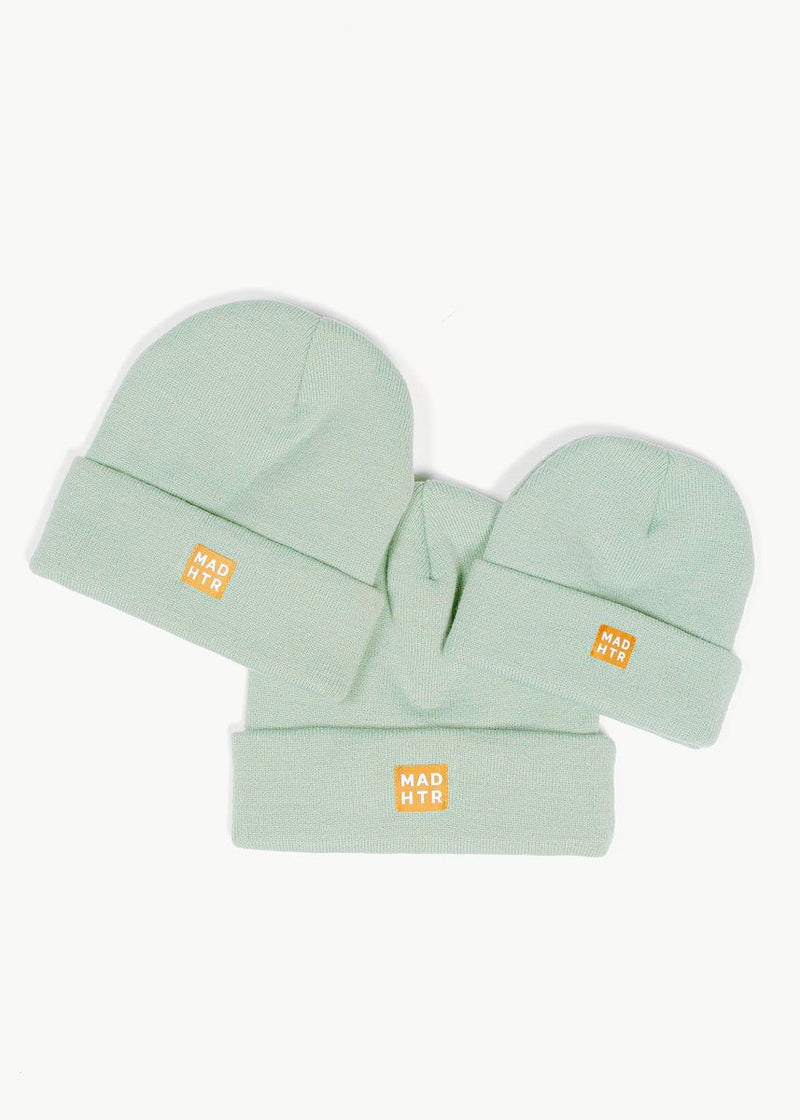 Infant/Toddler Mad Hatter Classic Beanie - Mint