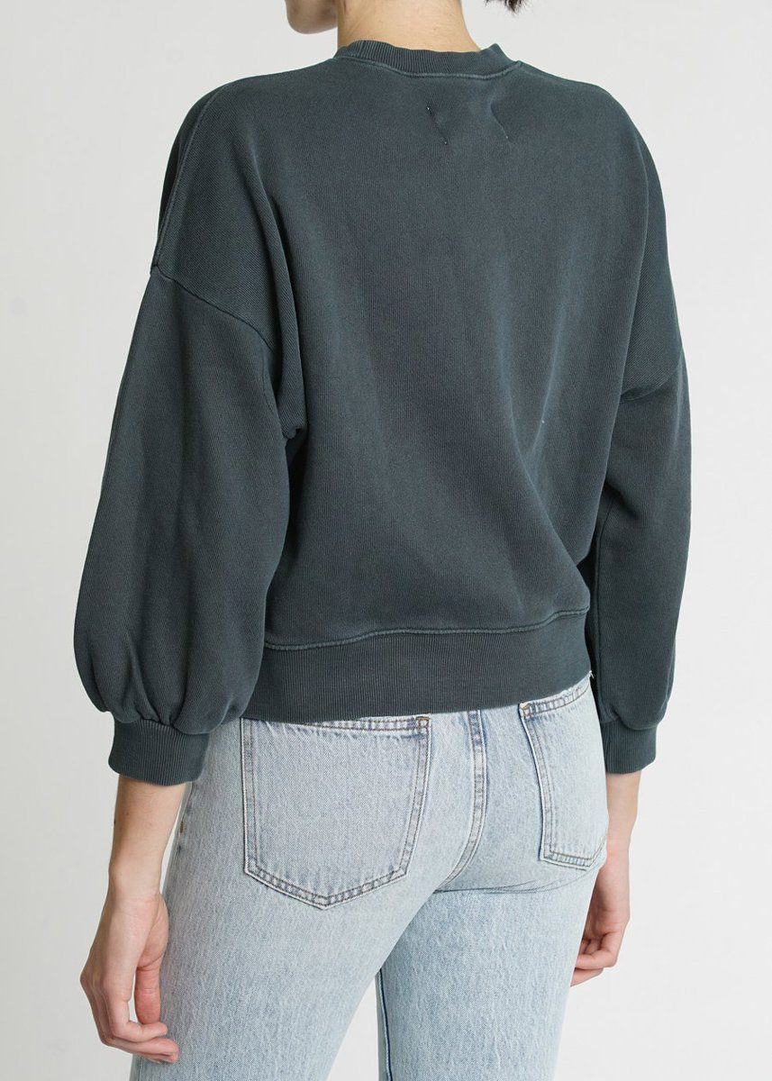 Misha Balloon Sleeve Sweatshirt - Slowdown