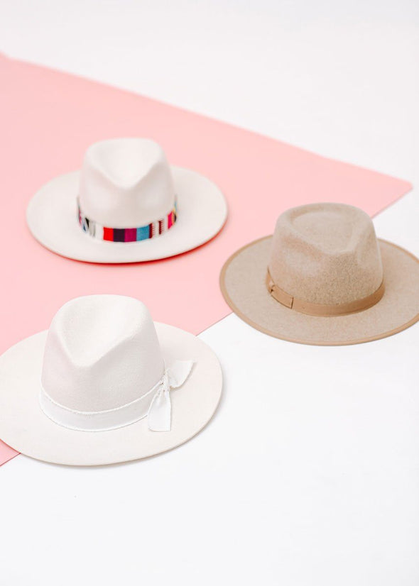 Astoria Oatmeal Panama Hat