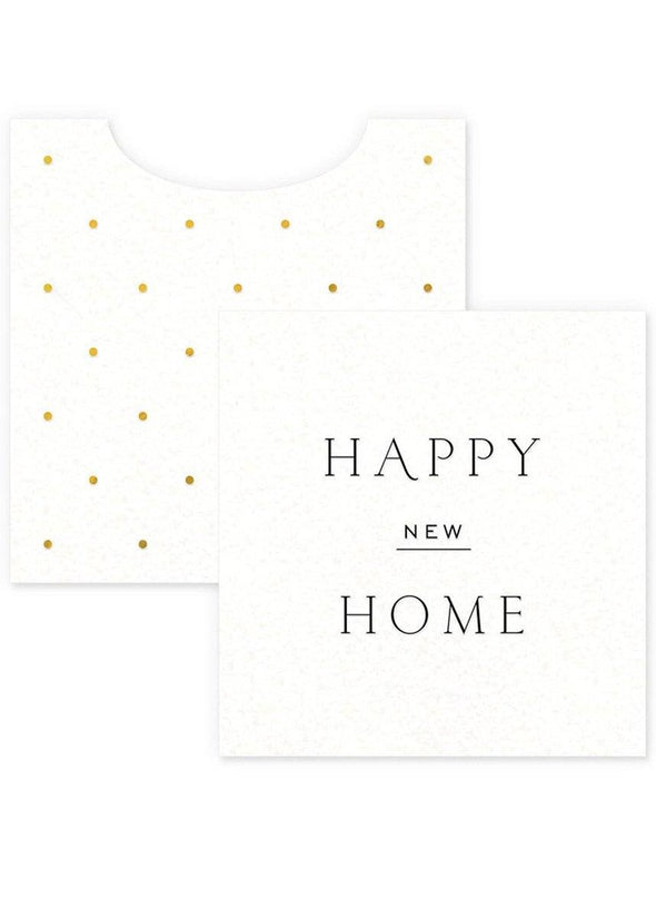 Happy New Home Mini Card