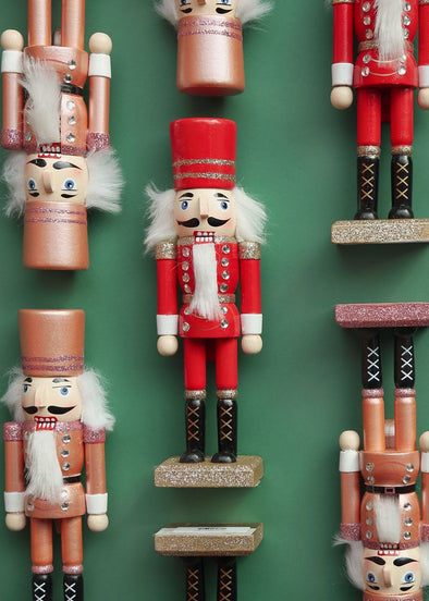 Nutcracker - Red