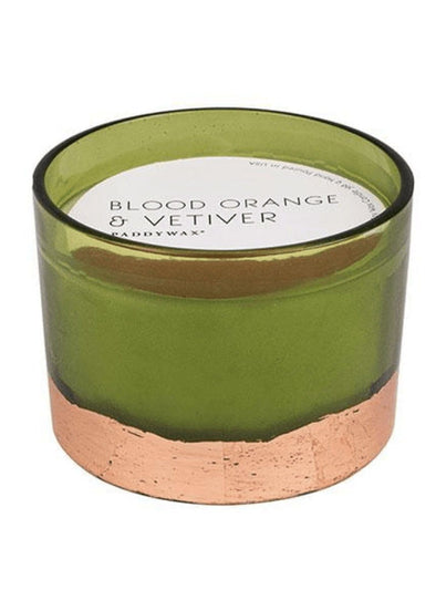 Blood Orange & Vetiver Gilt Candle - 13 oz