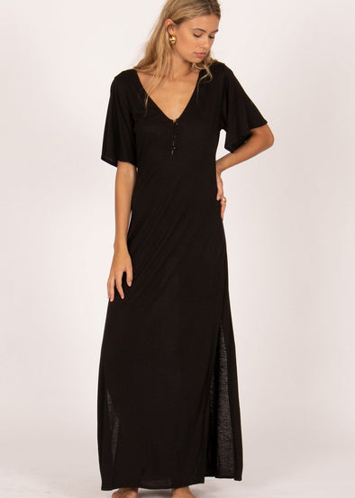 Padma Dress - Black