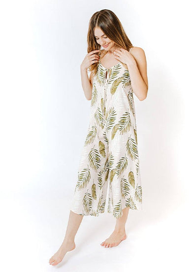 Palm Tree Winds Jumper