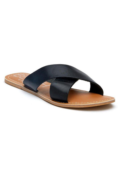 Pebble Sandal - Black