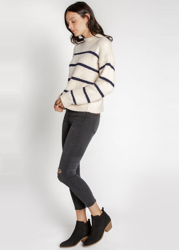 Rue Sweater - Taupe