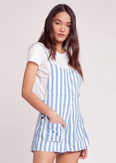 Sailor Jerry Striped Overall