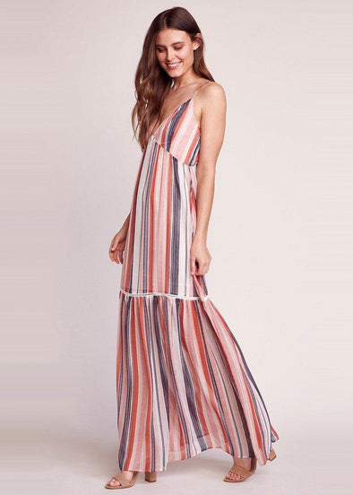 Sailors Delight Striped Maxi