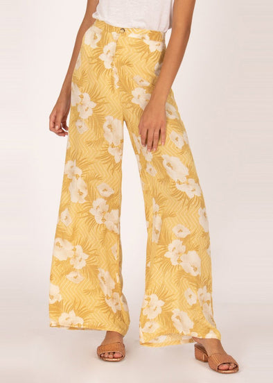 Shady Shack High Waisted Pants - Ginger