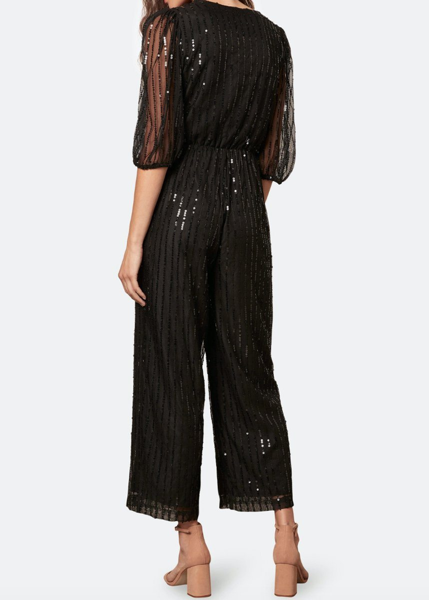 Shine Line Jumpsuit