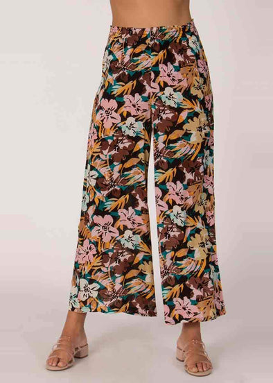 Feelin' Floral Pant - Multi