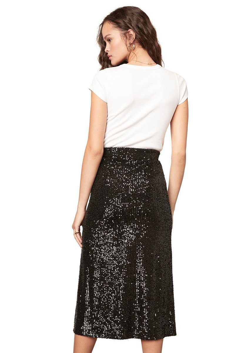 Starry Night Black Skirt