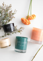 Statement Candle - Rose & Santal 7oz