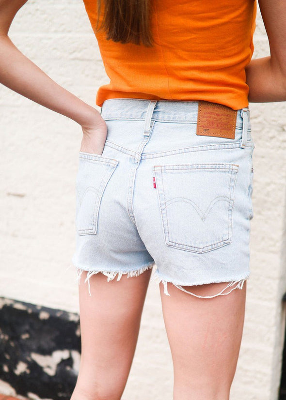 Levi's 501 Short - Vintage Authentic