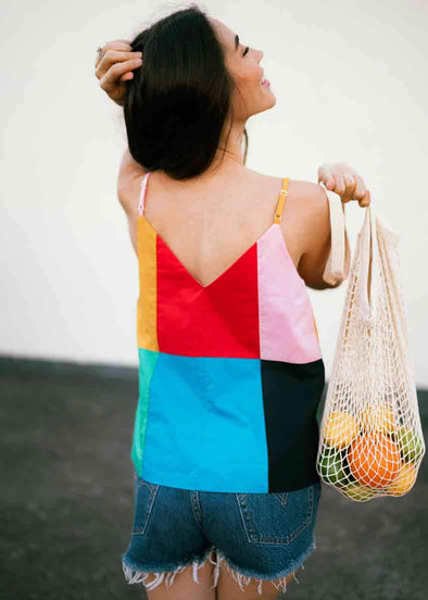 Tallulah Color Block Tank